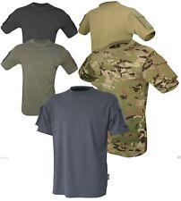Viper Tactique T-shirt à manches courtes UBACS Ops Airsoft militaire Armée V-Cam Noir