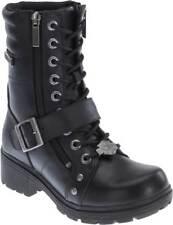 "Harley-Davidson Women's Talley Ridge 7.25"" Motorcycle Boots D83878"