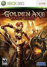 Golden Axe: Beast Rider (Microsoft Xbox 360, 2008)M