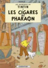 Les Cigares Du Pharaon = Cigars of the Pharaoh (Tintin) (French-ExLibrary