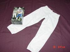 NIB Girls Easton FastPitch Pants Baseball White Unused Unworn Sport Pull On New