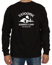 Tatoine Summer Camp Sweater Vader Star Sterne Wars Jedi Stormtrooper Darth