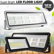 500W 800W 1000W LED Flood Light Cool Warm White Outdoor Spot Light UK STOUCK NEW