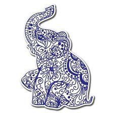 Elephant Henna Exotic.jpg Car Vinyl Sticker - SELECT SIZE