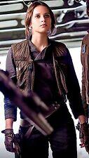 New Women's Star Wars Rogue One Jyn Erso Women Jacket with Vest