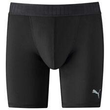 Puma Underwear Active Long Boxer Packed Nero , Intimo Puma underwear , moda