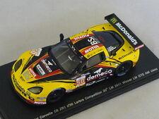 Spark S2543 - Chevrolet CORVETTE C6 ZR1 Larbre Comp n°50 20ème Le Mans 2011 1/43