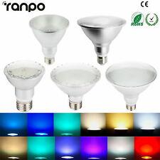 Dimmable RGB Waterproof LED PAR20 PAR30 PAR38 Light E27 14W 15W 24W 25W 30W RK17