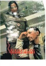 PUBLICITE ADVERTISING   2003     NAPAPIJIRI  pret à porter haute couture