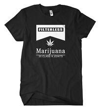 Marijuana  T-Shirt Hanf Joint Weed Rap Khalifa Tupac HipHop Rauchen Drogen Dope