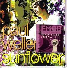 PAUL WELLER Sunflower PROMO DJ CD Single THE JAM  1994