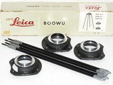 Leica LEITZ m39 BOOWU copia Stand + in Scatola