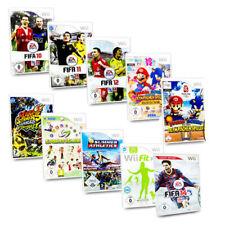 Wii Sportspiel Fifa 12 13 15 Mario & Sonic Wii Fit Wii Sports Wii Sports Resort