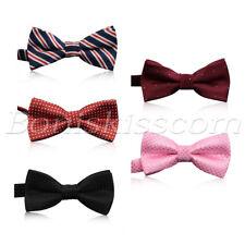 5pcs Baby Boys Child Kids Adjustable Pre-tied Polka Dot Striped Bow Tie Bowtie
