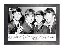 13 Beatles Photo British Legends Picture Rock Band Print Vintage Music Poster