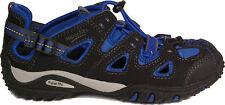 SUPERFIT Schuhe SandalettenTrekking Sandale blau schwarz echt Leder Textil NEU