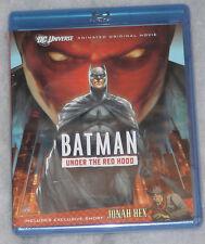 Batman: Under the Red Hood - Blu-Ray - NEW & SEALED