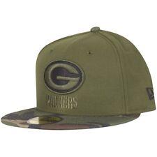 New Era 59Fifty Cap - Green Bay Packers wood camo