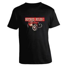 T-Shirt King Kerosin Hotrod Rules
