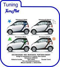 SMART ADESIVI SMART AUTO CAMPER MOTO TUNING ADESIVI