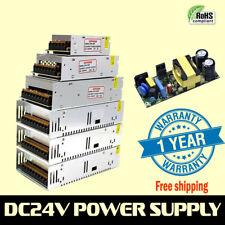 DC24V LED Driver Switching Power Supply Transformer for LED Strip CCTV UK