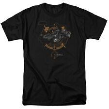 Justice League Movie Batmobile T-shirts for Men Women or Kids