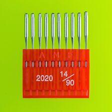 10 AMF Nähmaschinennadeln 2020 / 2045 / 2054 Stärke 70/80/90/100