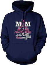 Mom No Salary Sick Days Vacation And Still Love My Job Mother Hoodie Sweatshirt