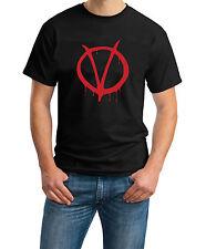 """T-Shirt cinema film """"V Vendetta"""""""