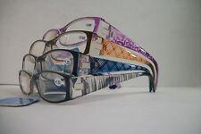 READING GLASSES WOMEN FASHION +1.00-+3.50 RECTANGLE NEW FREE SHIP 4 COLOR/DESIGN
