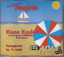 Koos Kadet- Groetjes uit Fuengirola cd maxi single
