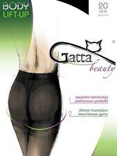 Gatta Lift Up Feintrumpfhose Pusch UP Effekt für Po  20 DEN