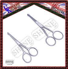Nose Scissors Moustache Mustache Scissors Baby Hair Trimming Scissor