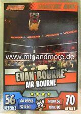 Slam Attax Rumble - Evan Bourne Air Bourne - Signature Move