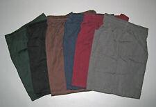 NEW School Uniform Shorts Maroon size 5 to 16