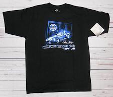 T-shirt Shelby Cobra 427 V8 con cartellino ORIGINALE nera M-L-XL