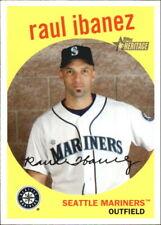 2008 Topps Heritage Baseball Card Pick 281-620