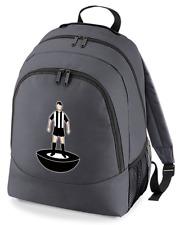 Football TEAM KIT COLOURS  Newcastle Supporter unisex backpack rucksack bag