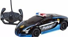 BUKATI POLICE RADIO REMOTE CONTROL FAST DRIFTING 1:16 R/C LED CARS -IDEAL GIFT