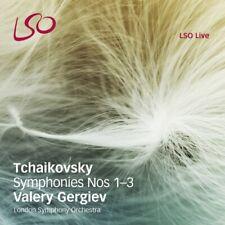 Tchaïkovsky : Symphonies n°1, n°2 & n°3