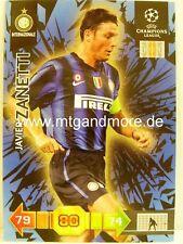 Adrenalyn XL Champions League 10/11 Javier Zanetti Base