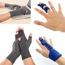Anti Arthritis Compression Glove Hand Finger Extension Splint Pain Relief Splint