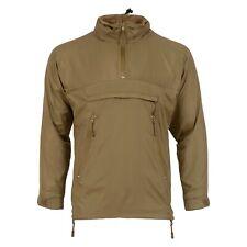 Highlander Halo Smock Windproof Showerproof Fleece Jacket Olive Green
