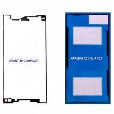 Adhésif autocollant AV / ARR ou les 2 pour Sony Z5 MINI/COMPACT E5803 E5823 (27)