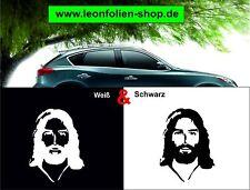 Jesus Christus Auto Aufkleber – Auto Tattoo – Wand Tattoo 13 x 10 cm