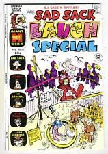 HARVEY Comics SAD SACK LAUGH SPECIAL #74 from Nov. 1973 in Fine+ condition