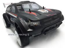 RATTLESNAKE STRADALE 1/8 ELETTRICO SPAZZOLA RADIO 2.4ghz 4WD RTR VRX