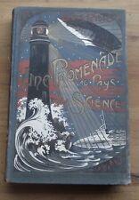 Une promenade au pays de la Science 1930  Louis Riviére illustrations