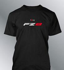 Tee shirt personnalise FZ8 S M L XL XXL homme col rond moto FZ 8