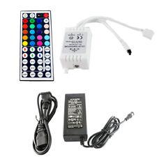 Wifi RGB RGBW IR Controller Kontroller Fernbedienung 5A Trafo für LED Streifen